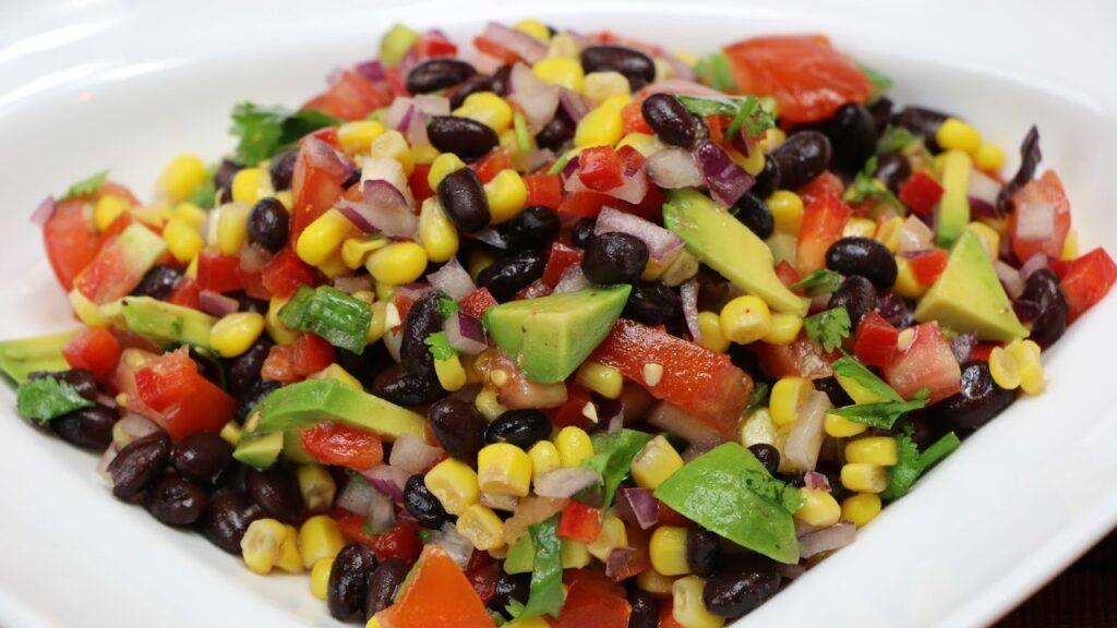 Black Bean Salad Recipe – How to Make a Black Bean Salad