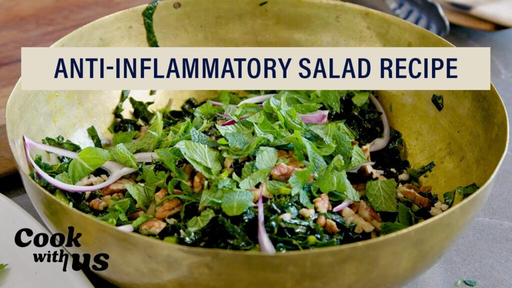 This Anti-Inflammatory Salad Recipe Will Be Your New Go-To Meal | Cook With Us | Well+Good
